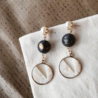 Calisto's Twilight Earrings(ダングルピアス)