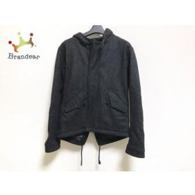 ミッシェルクラン MICHELKLEIN コート サイズ46 XL レディース 美品 黒 冬物 新着 20190518