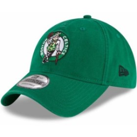 New Era ニュー エラ スポーツ用品  New Era Boston Celtics Kelly Green Official Team Color 9TWENTY Adjustable Hat