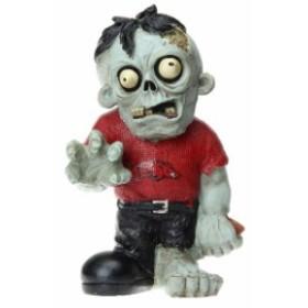 Forever Collectibles フォーエバー コレクティブル スポーツ用品  Arkansas Razorbacks Resin Zombie Figurine