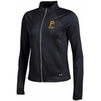 Under Armour アンダー アーマー アウターウェア ジャケット/アウター Under Armour Pittsburgh Pirates Womens