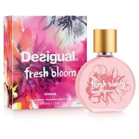 デシグアル フレッシュ ブルーム オーデトワレ スプレータイプ 50ml DESIGUAL 香水 FRESH BLOOM