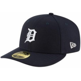 New Era ニュー エラ スポーツ用品  New Era Detroit Tigers Navy Team Superb Low Profile 59FIFTY Fitted Hat