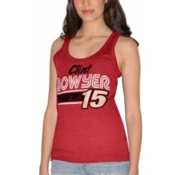 G-III 4Her by Carl Banks ジースリー フォーハー バイ カール バンクス スポーツ用品 Clint Bowyer Womens H