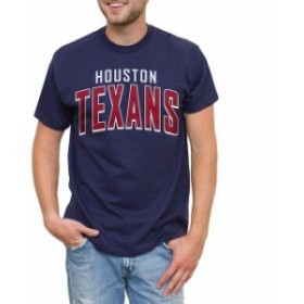 JFNB ジェイエフエヌビー スポーツ用品  Houston Texans Navy Two-Point Conversion Two Hit T-Shirt