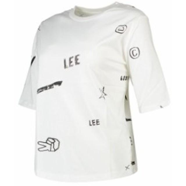 lee リー ファッション 女性用ウェア Tシャツ lee graphic