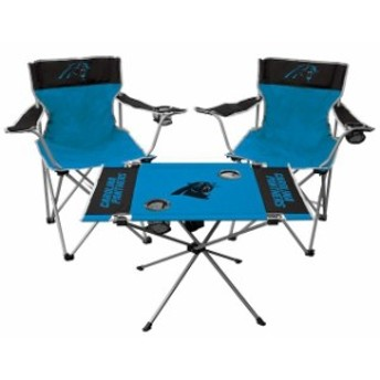 Rawlings ローリングス スポーツ用品 Rawlings Carolina Panthers Tailgate Chair And Table Set
