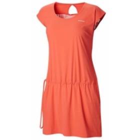 columbia コロンビア アウトドア 女性用ウェア ワンピース- スカート columbia peak-to-point-dress