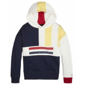 tommy-jeans トミー ジーンズ ファッション 女の子ウェア パーカー tommy-hilfiger colour-blocked