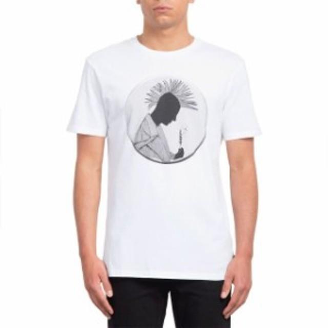 volcom ボルコム ファッション 男性用ウェア Tシャツ volcom mario-duplantier-fa