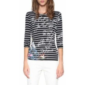 desigual デシグアル ファッション 女性用ウェア Tシャツ desigual conny