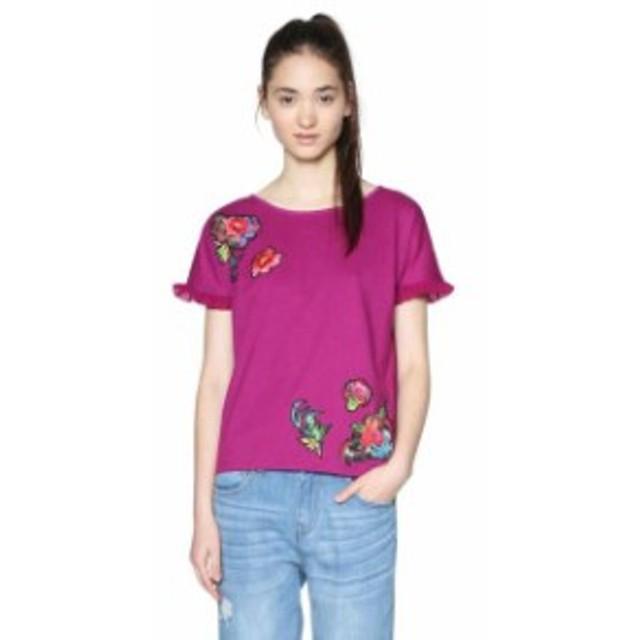 desigual デシグアル ファッション 女性用ウェア Tシャツ desigual candice