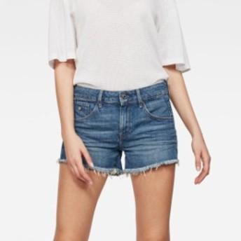 gstar ジースター ファッション 女性用ウェア ズボン gstar arc-mid-waist