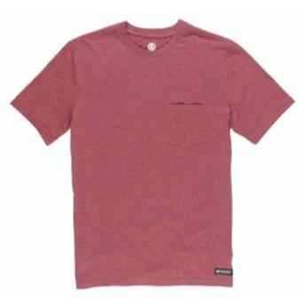element エレメント ファッション 男性用ウェア Tシャツ element basic-pocket-crew