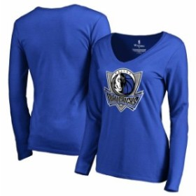 Fanatics Branded ファナティクス ブランド スポーツ用品  Fanatics Branded Dallas Mavericks Womens Royal Primary L