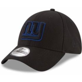 New Era ニュー エラ スポーツ用品  New Era New York Giants Black Tone Tech Three 39THIRTY Flex Hat