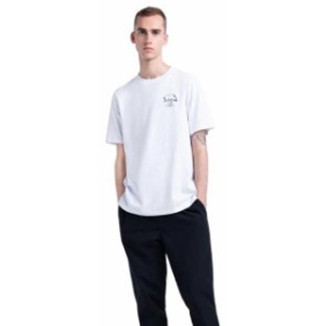 herschel ハーシェル ファッション 男性用ウェア Tシャツ herschel tee