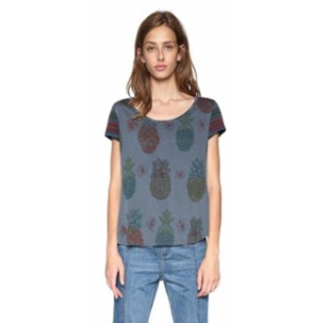 desigual デシグアル ファッション 女性用ウェア Tシャツ desigual camille