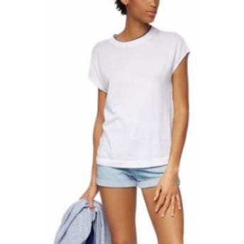 bench ベンチ ファッション 女性用ウェア Tシャツ bench knitted-t-shirt
