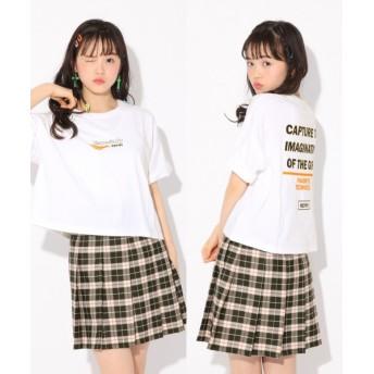 (repipi armario/レピピアルマリオ)ESPECIALLYTシャツ/ [.st](ドットエスティ)公式