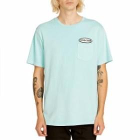 volcom ボルコム ファッション 男性用ウェア Tシャツ volcom oval-patch