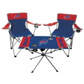 Rawlings ローリングス スポーツ用品 Rawlings Buffalo Bills Tailgate Chair And Table Set