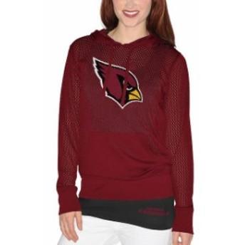 G-III 4Her by Carl Banks ジースリー フォーハー バイ カール バンクス スポーツ用品 Arizona Cardinals Wom