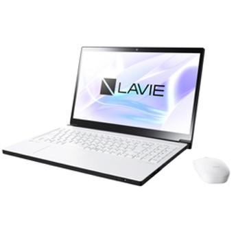 NECノートパソコンKuaL LAVIE Note NEXTプラチナホワイトPC-NX850NAW-E3
