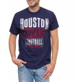 JFNB ジェイエフエヌビー スポーツ用品  Houston Texans Navy Coin Toss 2-Hit T-Shirt
