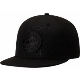 Fan Ink ファン インク スポーツ用品  Fi Collection Black Bayern Munich Stamper Snapback Adjustable Hat