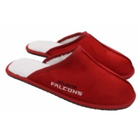 Forever Collectibles フォーエバー コレクティブル スポーツ用品  Atlanta Falcons Wordmark Open Back Moccasin Sl