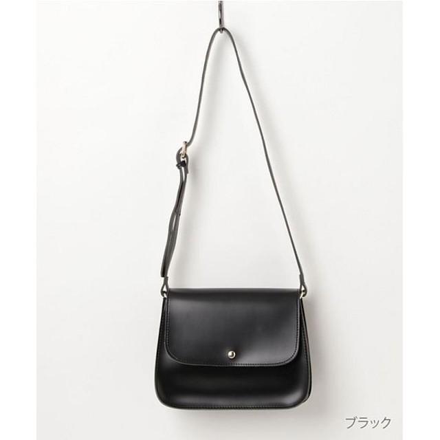 メルロー フェイクレザーバッグ レディース ブラック FREE 【merlot】