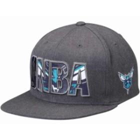 Mitchell & Ness ミッチェル アンド ネス スポーツ用品  Mitchell & Ness Charlotte Hornets Gray Insider Reflective S