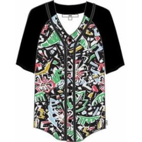 vans バン ファッション 女性用ウェア Tシャツ vans adventure-baseball-jersey