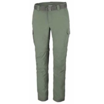 columbia コロンビア アウトドア 男性用ウェア ズボン columbia silver-ridge-ii-convertible-pants-long