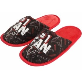 Forever Collectibles フォーエバー コレクティブル スポーツ用品  Atlanta Falcons Youth Scuff Slide Slippers
