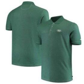 Tommy Bahama トミー バハマ シャツ ポロシャツ Tommy Bahama New York Jets Green Big & Tall Emfielder Polo