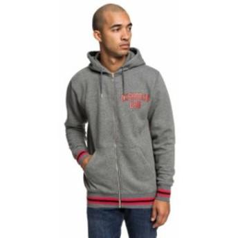 dc-shoes ディーシー シューズ ファッション 男性用ウェア パーカー dc-shoes glenridge-2-zip-hoodie