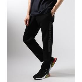 EDIFICE Paris Saint-Germain TOKYO / パリサンジェルマン SIDE PRINT SWEAT PANTS ブラック A M