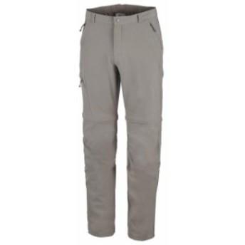columbia コロンビア アウトドア 男性用ウェア ズボン columbia triple-canyon-convertible-pants-short