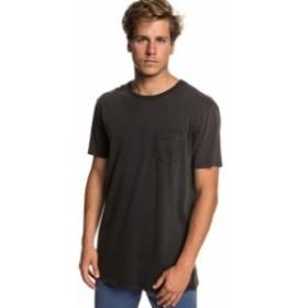 quiksilver クイックシルバー ファッション 男性用ウェア Tシャツ quiksilver false-face-society-pocket