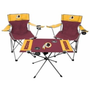 Rawlings ローリングス スポーツ用品 Rawlings Washington Redskins Tailgate Chair And Table Set