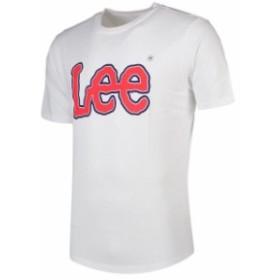 lee リー ファッション 男性用ウェア Tシャツ lee logo