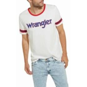 wrangler ラングラー ファッション 男性用ウェア Tシャツ wrangler insert-logo