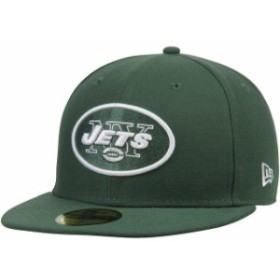 New Era ニュー エラ 服  New Era New York Jets Green Omaha 59FIFTY Fitted Hat