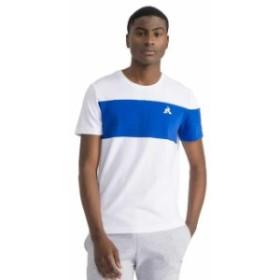 le-coq-sportif ル コック スポルティフ ファッション 男性用ウェア Tシャツ le-coq-sportif essential-saison