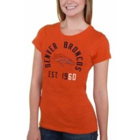 G-III 4Her by Carl Banks ジースリー フォーハー バイ カール バンクス スポーツ用品  Denver Broncos Womens