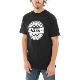 vans バン ファッション 男性用ウェア Tシャツ vans checker-co-ii
