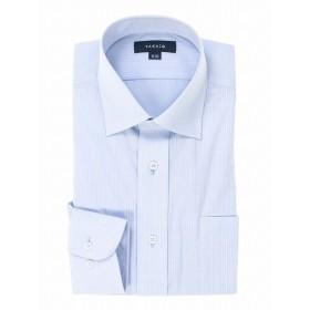 [マルイ]【セール】形態安定抗菌防臭レギュラーフィット ワイドカラー長袖シャツ/タカキュー(TAKA-Q)