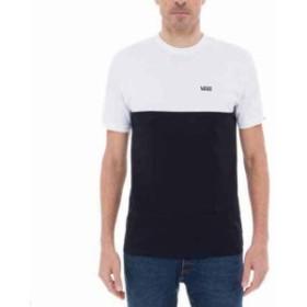 vans バン ファッション 男性用ウェア Tシャツ vans eu-colorblock-tee